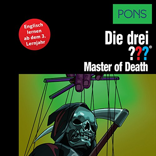 Master of Death - Englisch lernen ab dem 3. Lernjahr Titelbild