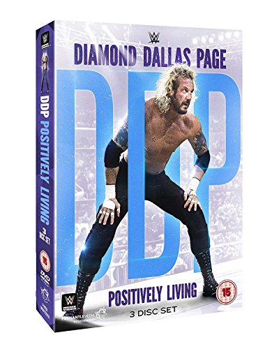 WWE: Diamond Dallas Page - Positively Living [DVD] [Reino Unido]