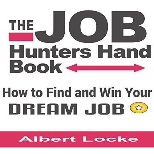 The Job Hunters Handbook audiobook cover art