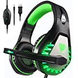 VersionTECH. G2000 Stereo Gaming Headset for...