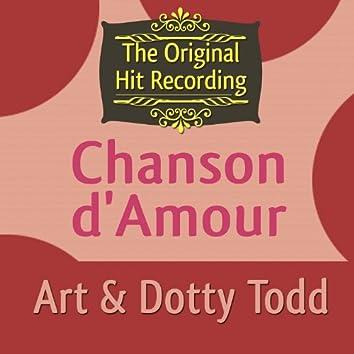 The Original Hit Recording - Chanson d'Amour