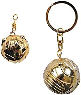 WB Harry Potter Keychain Keyring 3D The Golden Snitch