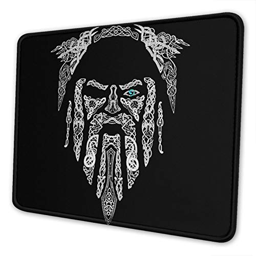 SWEETY Odin Mouse Pads Non-Slip Gaming Office Mouse Pad Rubber Mouse Pad Gaming and Other Entertainment