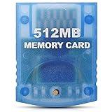 HEREB,512M Speicherkarte für Nintendo Gamecube Wii Konsole