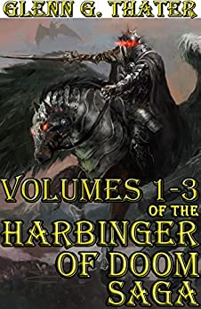 Harbinger of Doom ( Epic Fantasy Three Book Bundle) by [Glenn G. Thater]