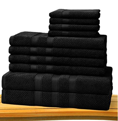 La mejor selección de Juegos de toallas los 5 mejores. 10