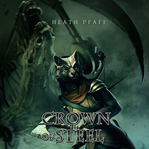 Crown of Steel audiobook cover art