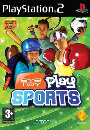 Eye Toy: Play Sports Platinum