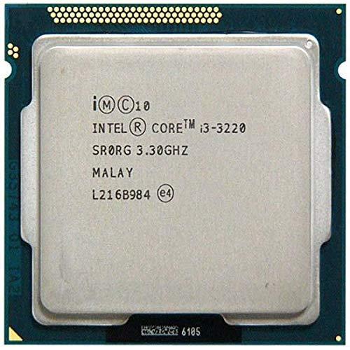 i3 3rd Generation Processor for h61 Board (.i3 3220 3.3Ghz) for LGA 1155 Socket Performance Processor