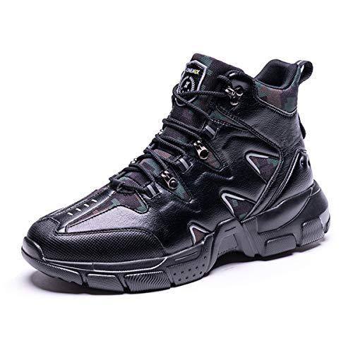 ONEMIX Zapatillas de Trekking para Hombres Zapatillas de Senderismo Botas de Montaña Deporte