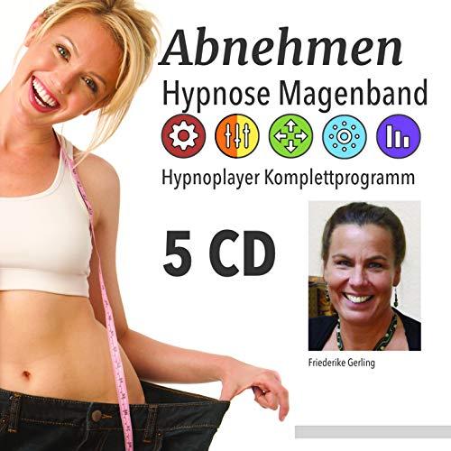 Modulares Abnehmprogramm - Abnehmen mit Hypnose -
