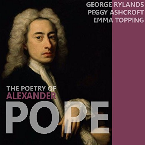 The Poetry of Alexander Pope audiobook cover art