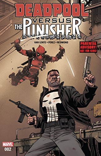 Deadpool vs. The Punisher (2017) #2 (of 5) (English Edition)