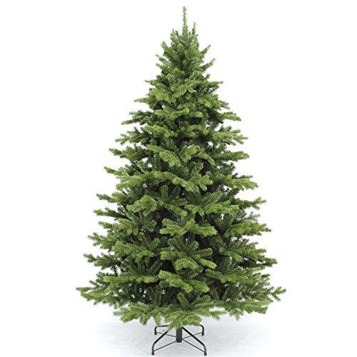 Gartenpirat Künstlicher Weihnachtsbaum 1,85 m Tannenbaum Christbaum Triumph Tree Sherwood