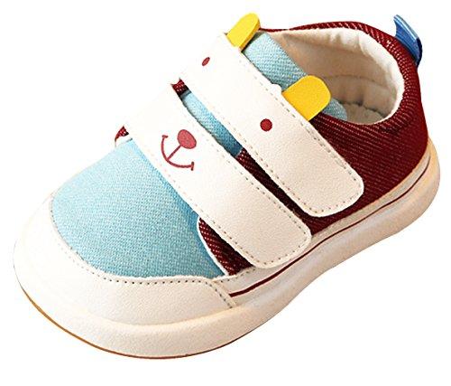 La Vogue Bebes Unisex Zapatos Deportivo Primavera