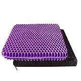 Uknow Purple Gel Seat Cushion, Office Chair...