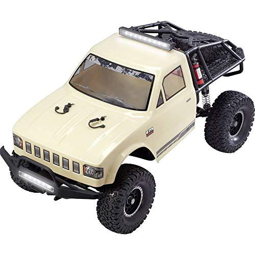 Reely Free Men Extreme Brushed 1:10 RC Modellauto Elektro Crawler Allradantrieb (4WD) 100% RTR 2,4 GHz inkl. Akku, Lade