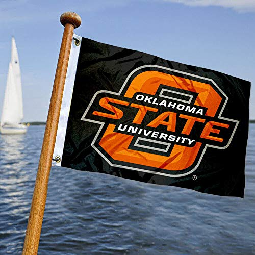 College Flags & Banners Co. OSU Cowboys Boat and Nautical Flag