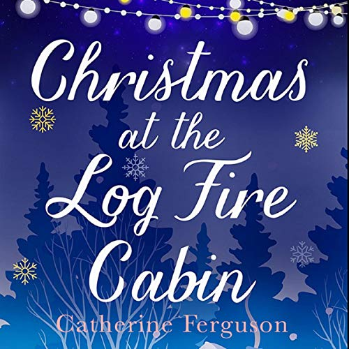 Christmas at the Log Fire Cabin cover art