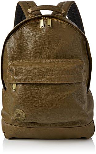 Mi-Pac Gold Backpack Mochila Tipo Casual, 41 cm, 17 Litros, Tumbled Khaki