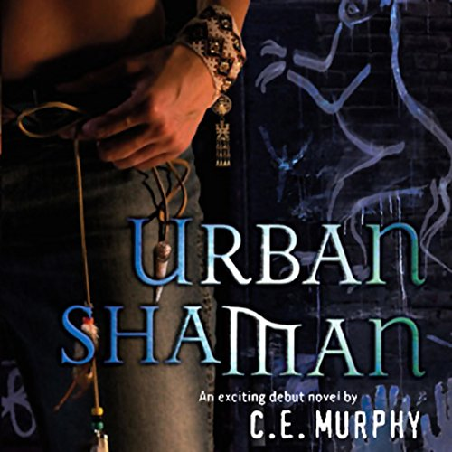 Urban Shaman audiobook cover art