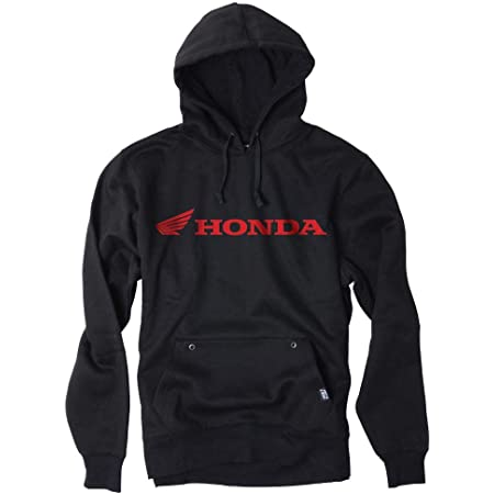 Factory Effex Licensed Honda Big Wing T-Shirt Black Mens All Sizes
