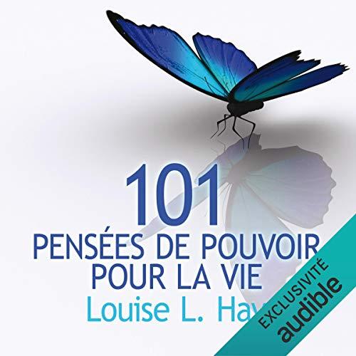 『101 pensées de pouvoir pour la vie』のカバーアート