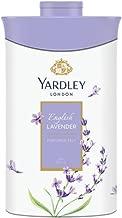 Yardley London Perfumed Talc, English Lavender 8.8 Oz (250 G)