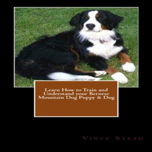 Learn How to Train and Understand Your Bernese Mountain Dog Puppy & Dog                   By:                                                                                                                                 Vince Stead                               Narrated by:                                                                                                                                 Jason Lovett                      Length: 1 hr and 55 mins     Not rated yet     Overall 0.0