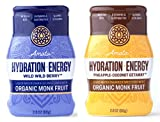 Organic Monk Fruit Sweetened Water Enhancer,...