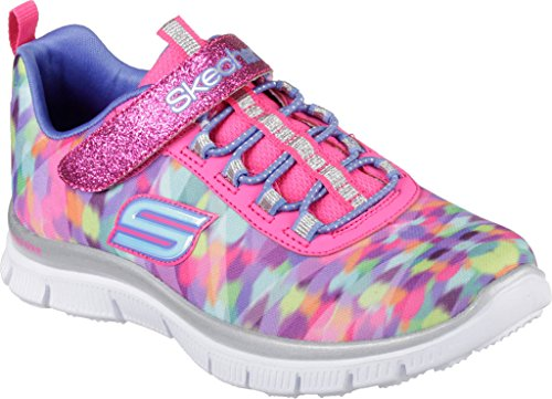 SKECHERS USA Inc Skechers , Mädchen Fitnessschuhe Mehrfarbig Multi