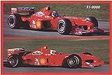 2000Maggi & Maggi F1–2000(Formel 1) Poster