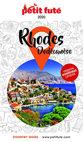 Guide Rhodes - Dodécanèse 2020 Petit Futé