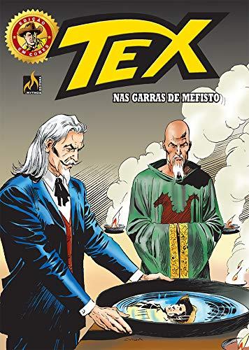 Tex edição em cores Nº 047: Nas garras de Mefisto