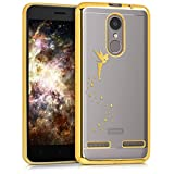 kwmobile Crystal TPU Case for Lenovo K6 - Soft Flexible
