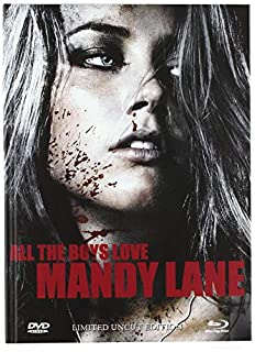 All the Boys love Mandy Lane - Mediabook Cover B [Blu-ray] [Limited Collector's Edition]