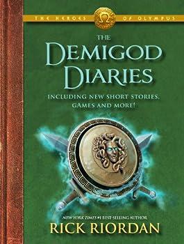 The Heroes of Olympus  The Demigod Diaries  Heroes of Olympus The Book 2