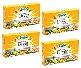 4X Swirl Tumble Dryer Sheets - 40 Per Pack
