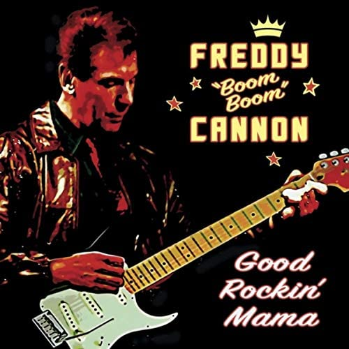Freddy Boom Boom Cannon