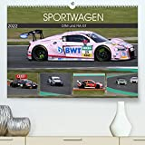 SPORTWAGEN DTM und FIA GT (Premium, hochwertiger DIN A2 Wandkalender 2022, Kunstdruck in Hochglanz)