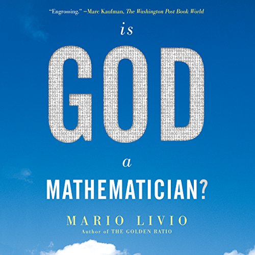 Is God a Mathematician? audiobook cover art