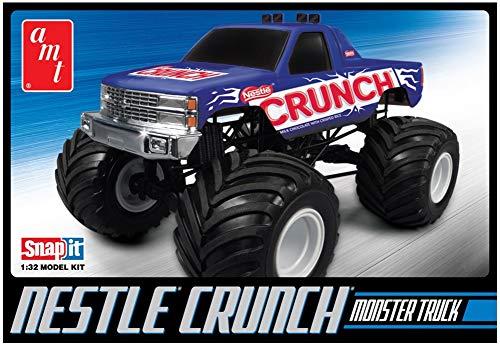 AMT 1 : 25 Echelle Chevy Crunch Monster Truck Modèle kit