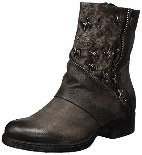 Mjus Damen 185634-0101 Biker Boots, Grau (Silice), 40 EU