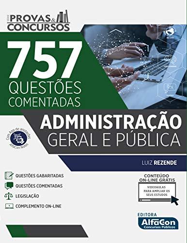 Série Provas & Concursos - Administração Geral e Pública