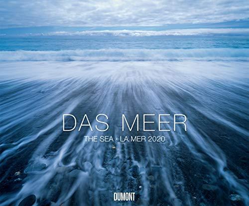 Das Meer 2020 – Natur-Fotografie – Wandkalender 58,4 x 48,5 cm – Spiralbindung