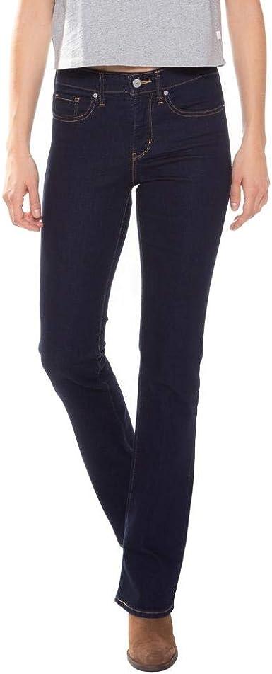 Amazon Com Levi S 315 Jeans Modeladores Con Corte De Bota Para Mujer Clothing