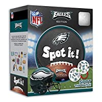 MasterPieces NFL Spot It! Philadelphia Eagles Edition
