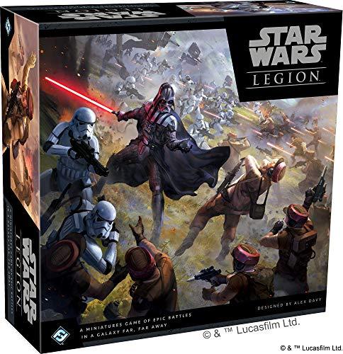Fantasy Flight Games Star Wars: Legion - Core Set, Multicolor