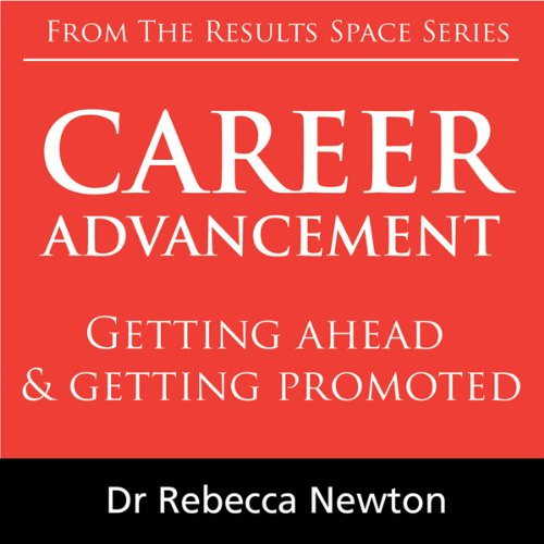 Career Advancement audiobook cover art