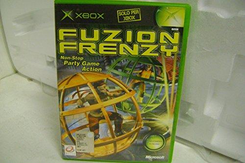 Fuzion Frenzy-Xbox